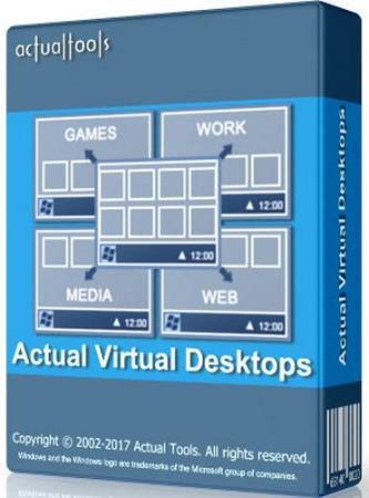 Actual Virtual Desktops 8.14.5