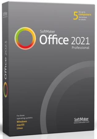 SoftMaker Office Professional 2021 Rev S1030.0201 Portable by conservator