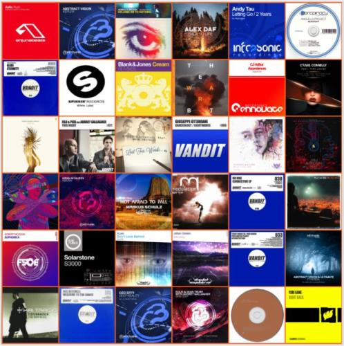 Flac Music Collection Pack 084 — Trance (1999-2021)