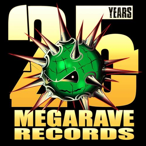 25 Years Megarave Records [4CD] (2020) FLAC