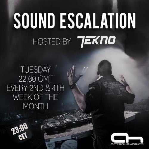 TEKNO & Hypersia — Sound Escalation 194 (2021-02-18)