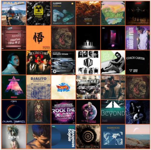 Electronic, Rap, Indie, R&B & Dance Music Collection Pack (2021-02-19)