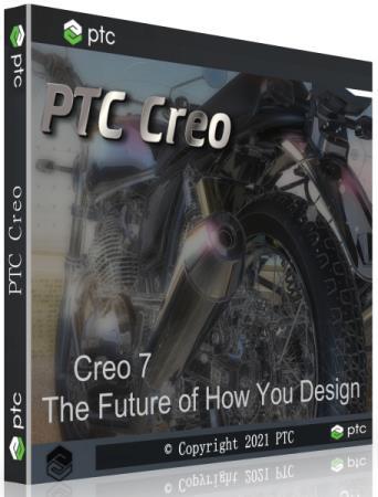 PTC Creo 7.0.3.0 + Help Center