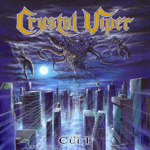 Crystal Viper — The Cult (2021) FLAC