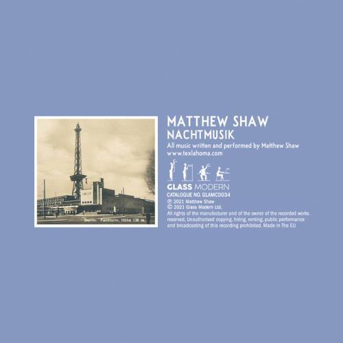 Matthew Shaw — Nachtmusik (2021)