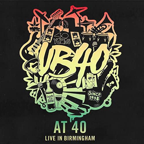 UB40 — UB40 at 40 (Live in Birmingham) (2021)