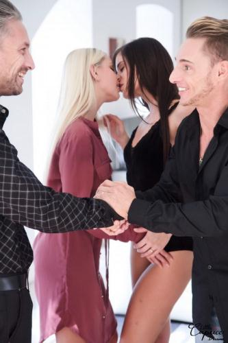 Little Caprice, Dido Angel - We Cum To You Part 3 (FullHD)