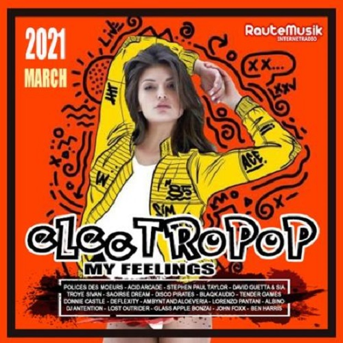 My Feelings: Electropop Music (2021)
