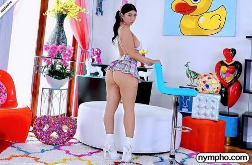 Violet Myers - Violet Brings The Bounce (FullHD)