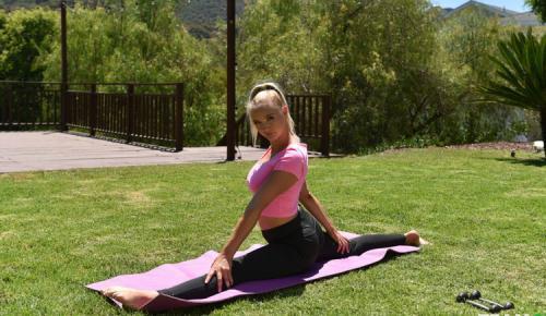 Paisley Porter - Lower Body Workout (HD)