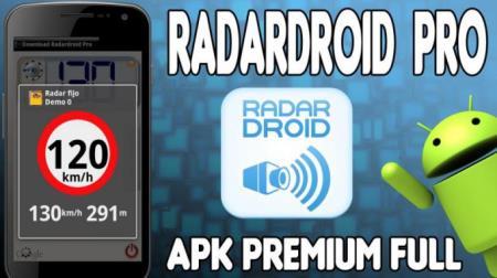Radardroid Pro 3.73 (Android)