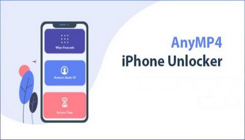 AnyMP4 iPhone Unlocker 1.0.10 (Android)
