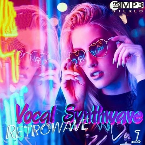 Vocal Synthwave Retrowave 1 (2021)