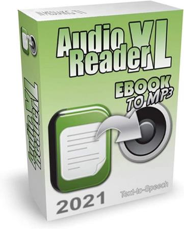 Audio Reader XL 21.0.1