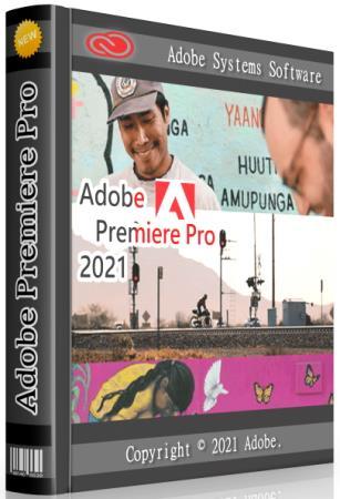 Adobe Premiere Pro 2021 15.1.0.48 RePack by KpoJIuK