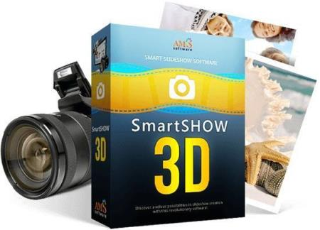 AMS Software SmartSHOW 3D Deluxe 15.0