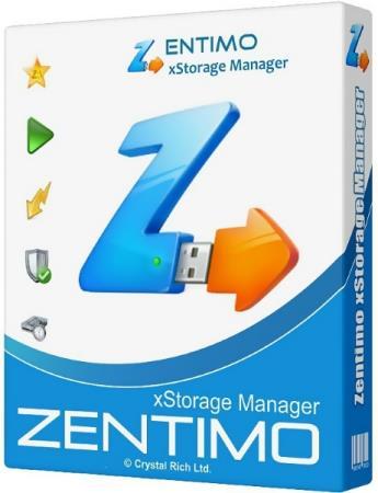 Zentimo xStorage Manager 2.4.2.1284 Final + RePack