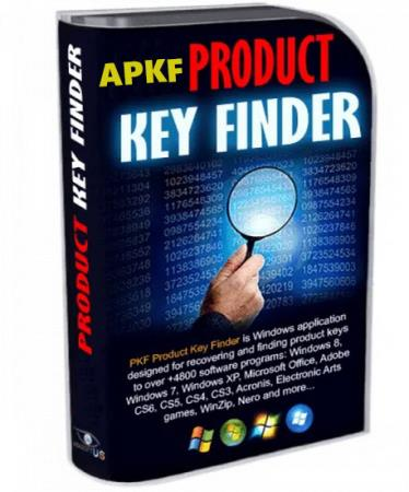 APKF Adobe Product Key Finder 2.6.0.0
