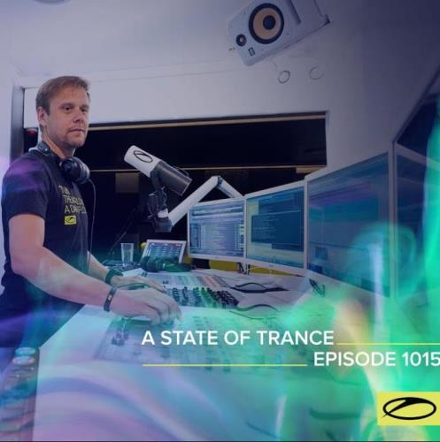 Armin van Buuren — A State Of Trance 1015 (2021-05-06)